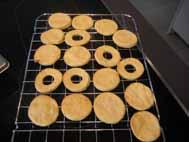 german christmas biscuits